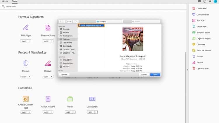 Adobe Acrobat Pro Reduced Size PDF