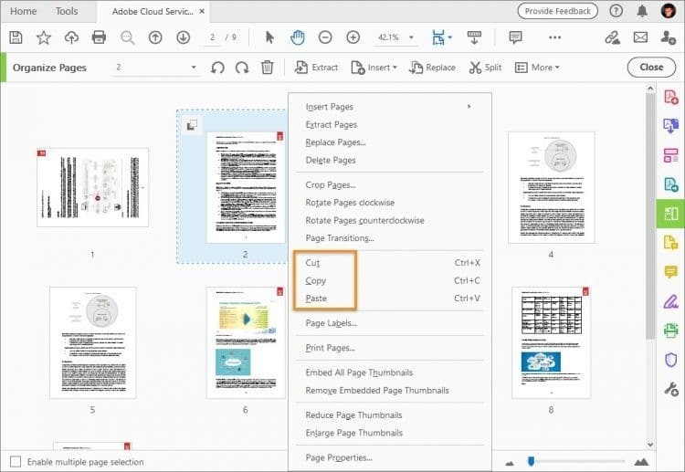 Hapus dengan Adobe Acrobat 2