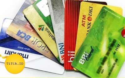 Ukuran Kartu ATM Dalam MM dan CM