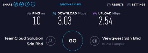 Speed IPVanish