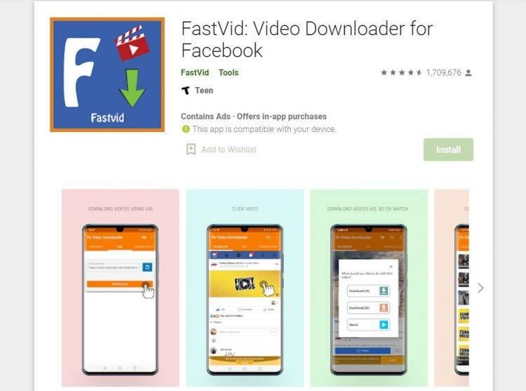 FastVid Fast Video Downloaders