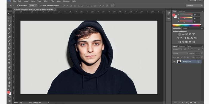 Cara Ganti Background Foto dengan Photoshop