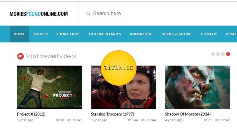 Moviesfoundonline.com