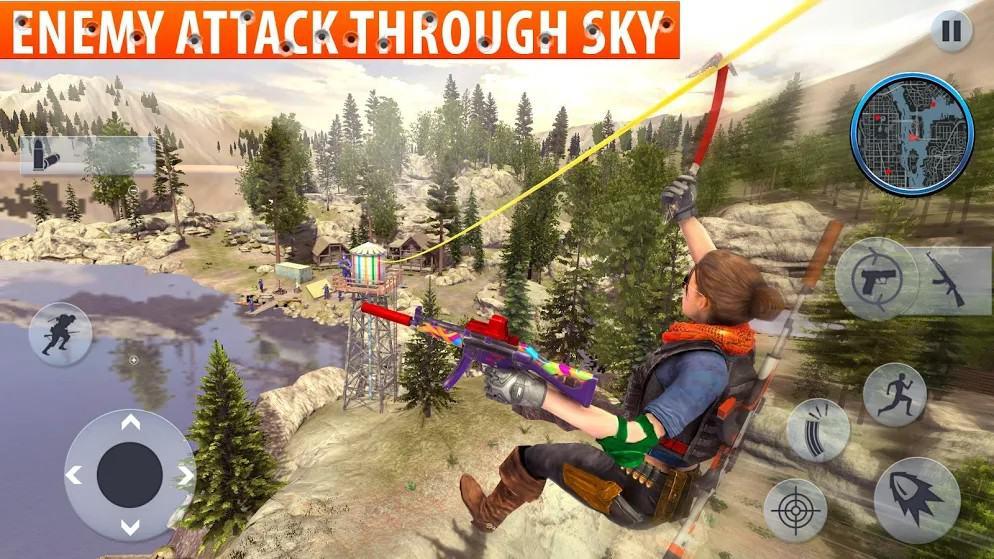 Game Menembak Sniper