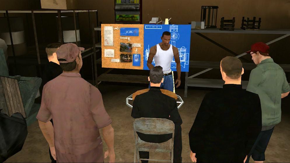 Grand Theft Auto _ San Andreas