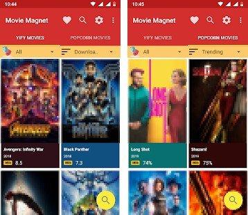 Movie Magnet