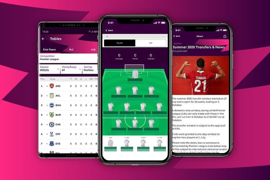 Premier League – Official App