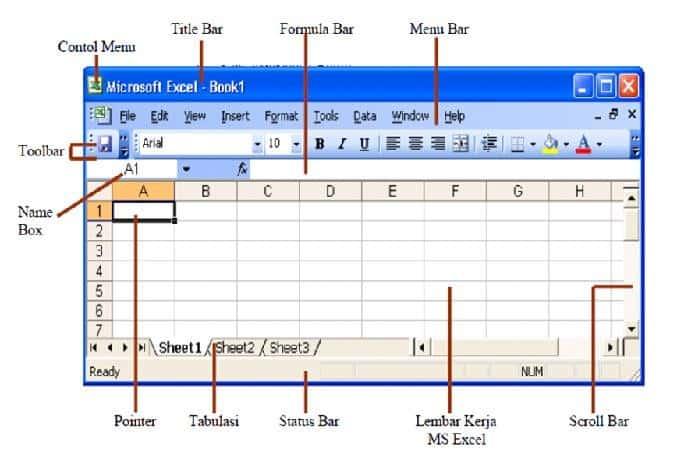 Fitur-Fitur Microsoft Excel