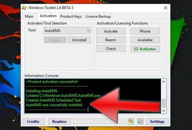 Cara Aktivasi Office 2016 Menggunakan MS Toolkit