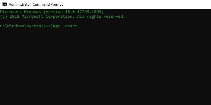 Cara Aktivasi Windows 7 Permanen Menggunakan CMD