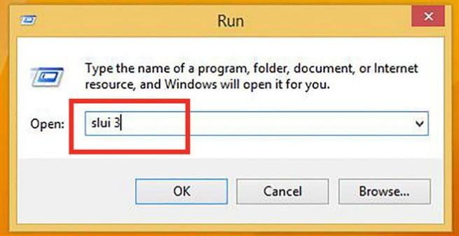 Cara Aktivasi Windows 8 Tanpa Software