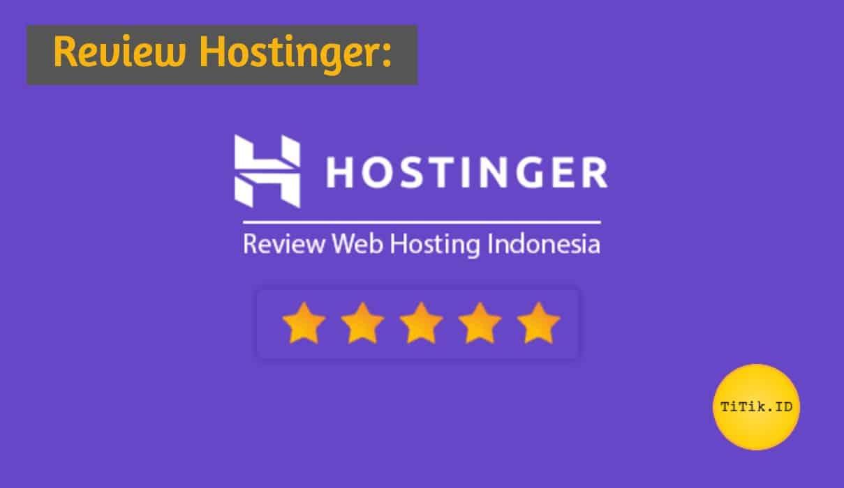 Review Hostinger