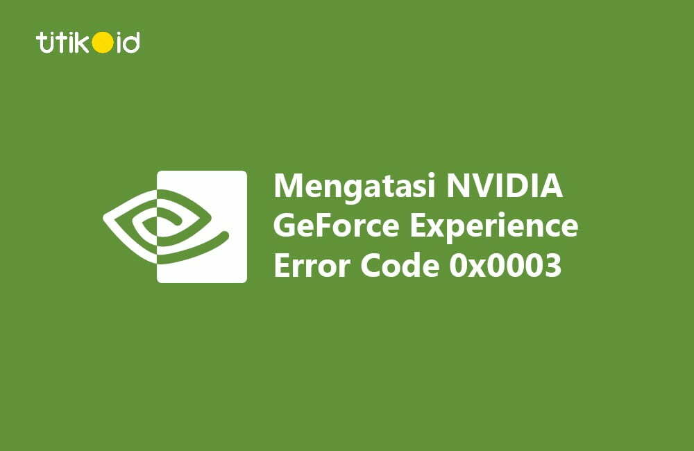 Error 0x0003
