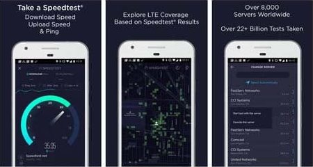 Aplikasi Speed Test