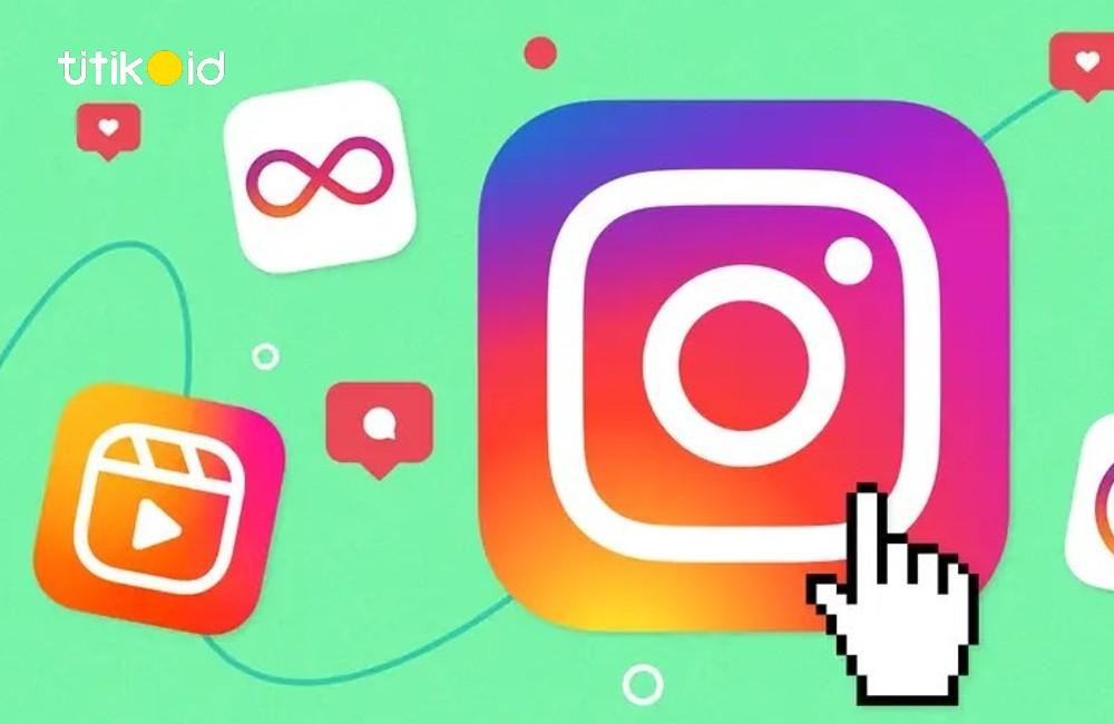 Cara Membuat dan Menghapus Blog Pribadi di Instagram
